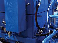 Oberflächenreinigungsautomat